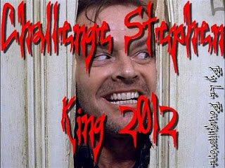 Challenge Stephen King 2012 Livraddict