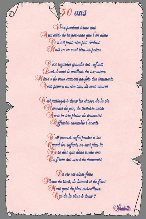 30 Ans De Mariage De Jean Michelle De Eux à Nous