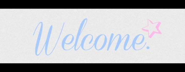 Welcome everybody !