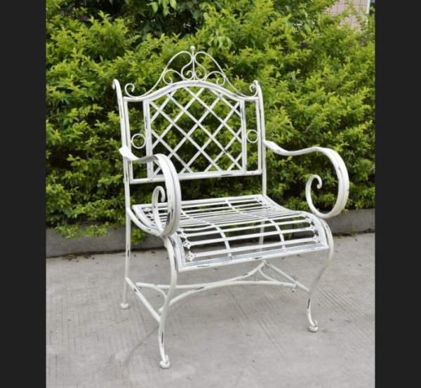 fauteuil acier