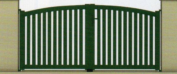 portail pvc