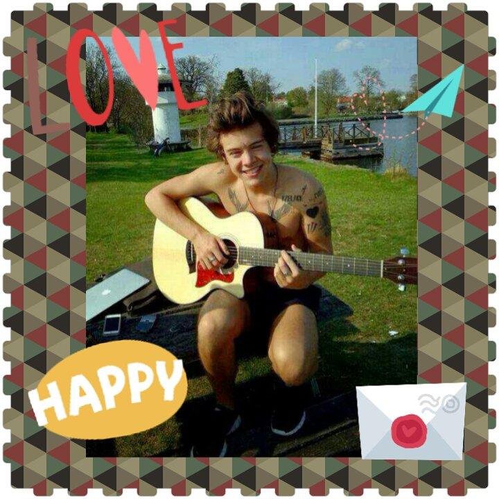 Happy Birthday Harry !! <3
