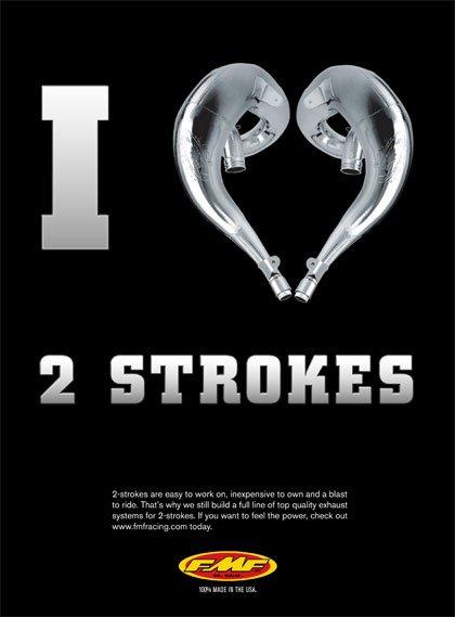 I love 2strokes