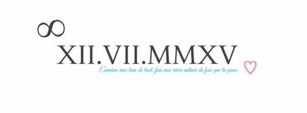 ∞ XII-VII-MMXV ∞