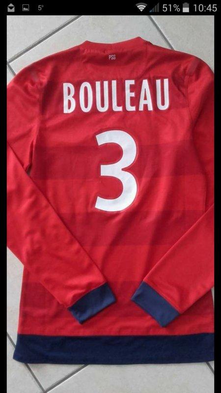 MAILLOT PRO PREPARE LAURE BOULLEAU SAISON 2012/13