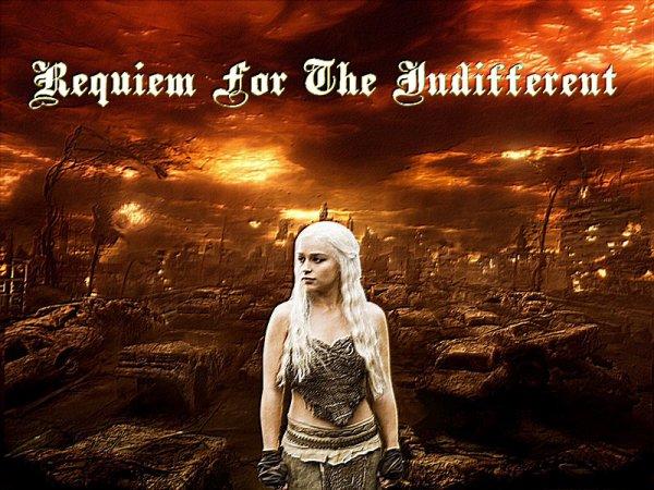 ஐRequiem For The Indifferentஐ