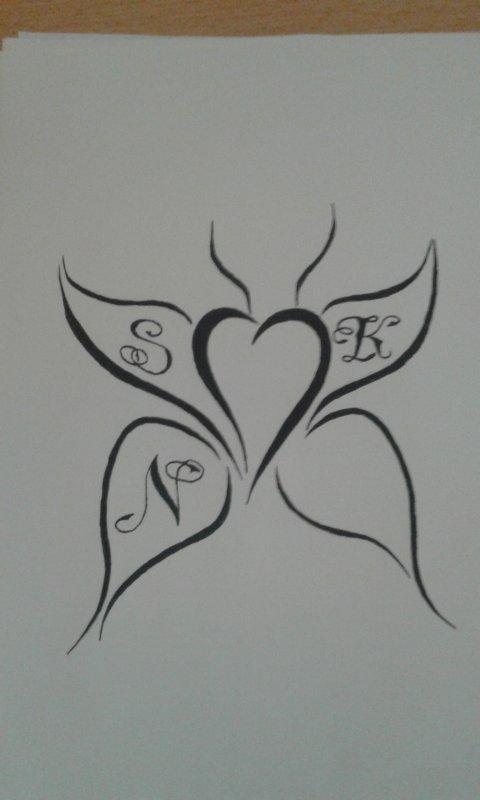 Le tatoo a ma femme
