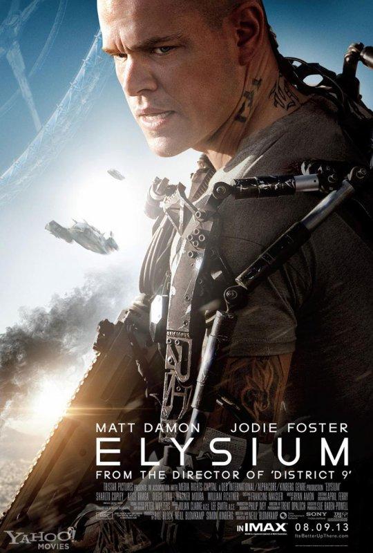 Film de la semaine: Elysium