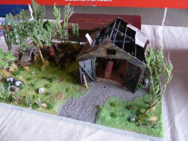Exposition de Bosc le hard 1er Mai 2017