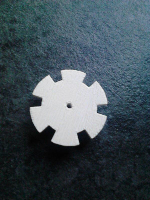 Les supports de roues