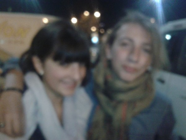 Mathilde & moi ♥
