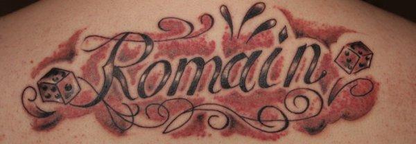 mon prenom romain