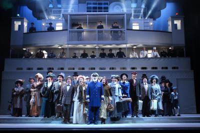 Titanic la comédie musical