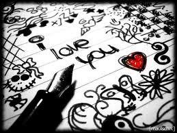 I love you because I'm crazy
