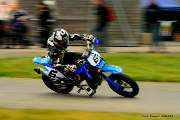 SUPER MOTARD A LOHEAC 10/03/12