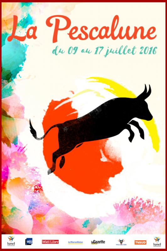 L'Affiche & Video de la Fete de Lunel 2016