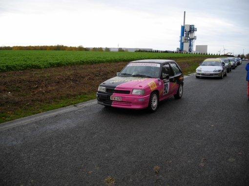 ma voiture de rallye