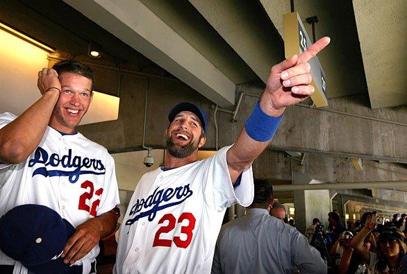 Anciennes News des Dodgers