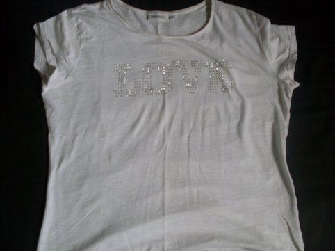 T Shirt Blanc.