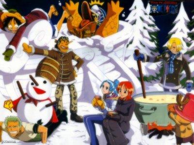 One Piece est la Aussi !!