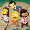 Glee dans les Simpson