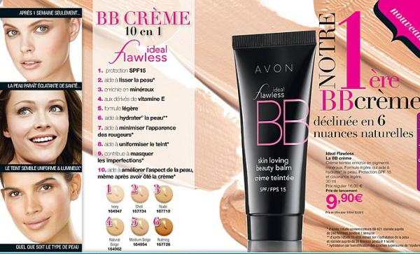 bb crème 10 en 1