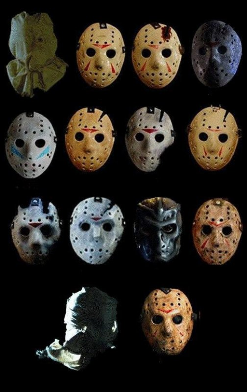 Mask de hockey