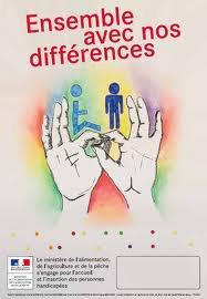 ensemble avec nos différences