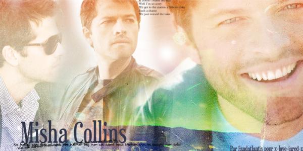 ~ Supernatural ♥ Misha, Jared et Jensen ; des anges du bonheur ♥ ~  ♦ Article ; Photo Coup De Coeur