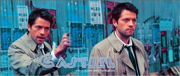 ~ Supernatural ♥ Misha, Jared et Jensen ; des anges du bonheur ♥ ~  ♦ Article ; Castiel/Jimmy Novak