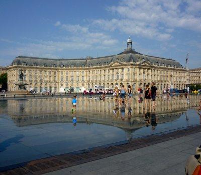 Bordeaux, une très jolie ville