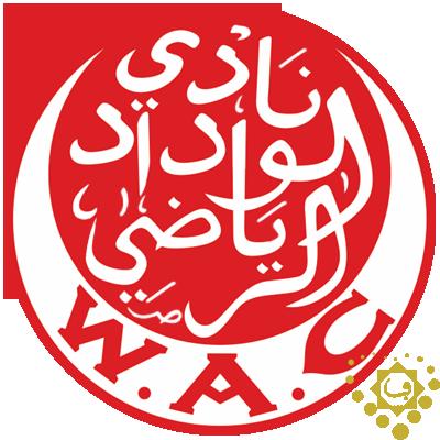 شعار نادي  الوداد الرياضي - الدار البيضاء