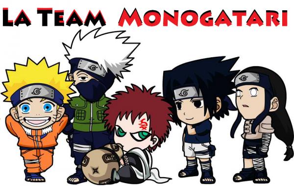 Les Membres de la Team