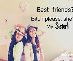 Encore mieux qu'une soeur♥