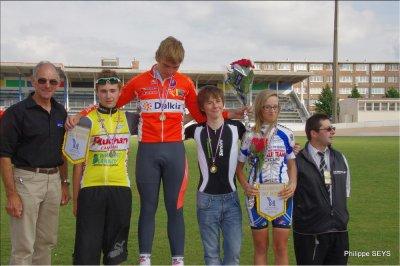championne du nord piste :p