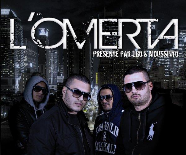 NEW!!!L'OMERTA / NEW!!!LARUE(Ugo-sentence&MoussintofeatZo) (2011)