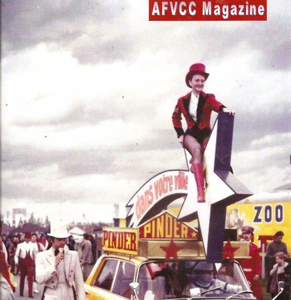 AFVCC MAGAZINE RECU CE JOUR