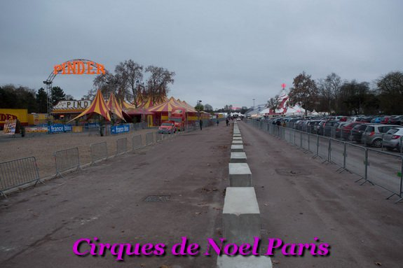 PELOUSE DE REUILLY  2018   CIRQUES DE NOEL  PARIS  ensemble