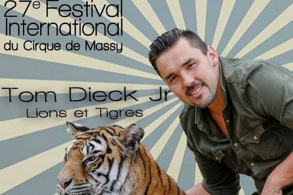 TOM DIECK JR 27 FESTIVAL INTERNATIONAL DE MASSY 2018