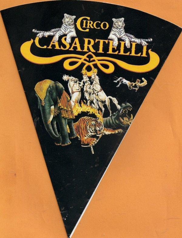 COLLECTON POP CORN CIRCO CASARTELLI