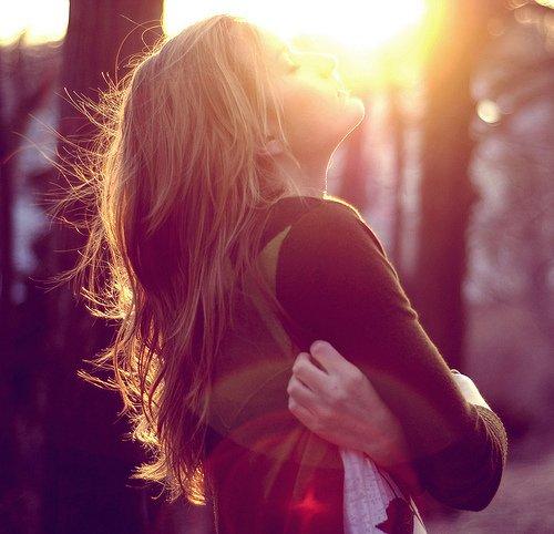 Suis ton coeur, pour que ton visage brille durant le temps de ta vie.