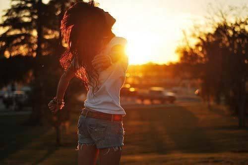 Quand on aime une personne, on la prend dans sa globalité, on aime pas seulement les cotés les plus faciles à aimer.
