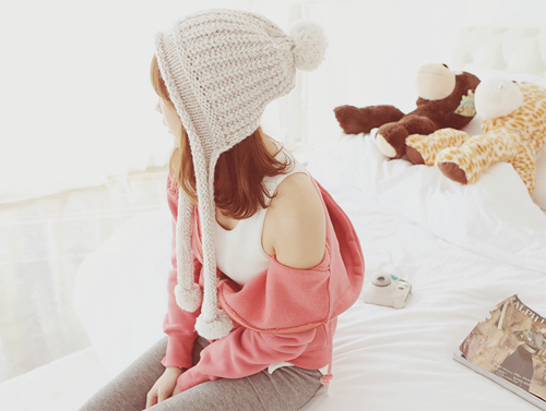 La jalousie d'une fille est la preuve qu'elle à été blessée par le passé et que maintenant, elle à besoin d'être rassurée.