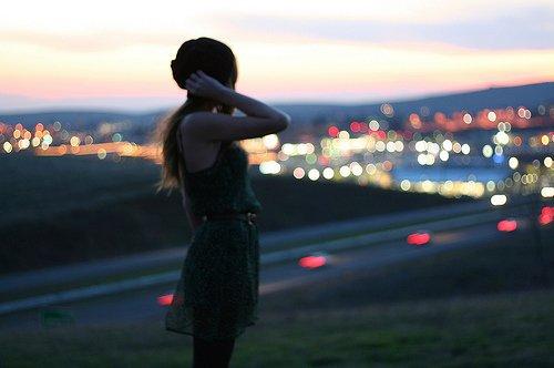 Je ne veux pas déplacer quoi que ce soit, cela pourrait changer mes souvenirs.