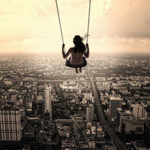 Mon père m'a appris que la peur est toujours constante, mais que l'accepter te rend plus fort