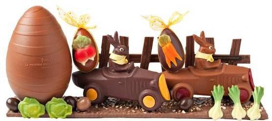 Neuf personnes sur dix aiment le chocolat ; la dixième ment