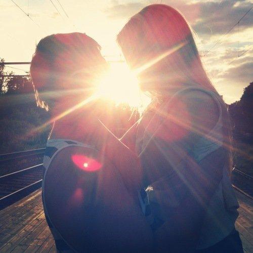 Au fond, je crois que ça n'est rien d'autre que ça, l'amour : l'envie de vivre les choses à deux, en s'enrichissant des différences de l'autre.