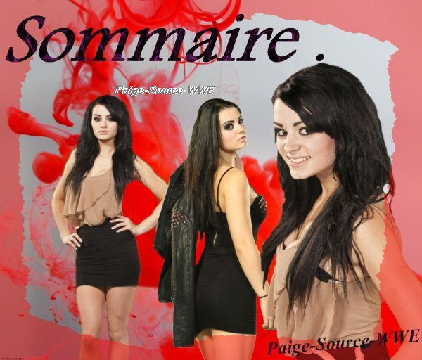 Sommaire .