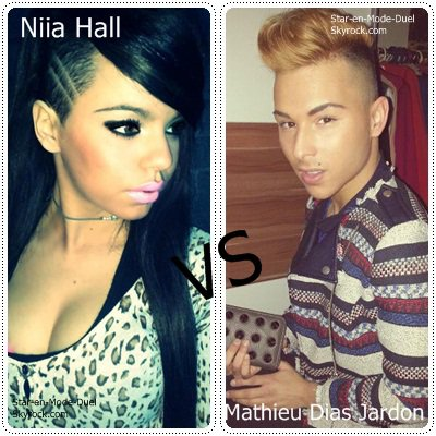 Niia VS Mathieu