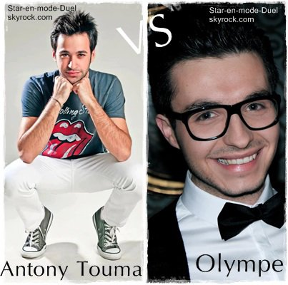 Anthony Touma VS Olympe